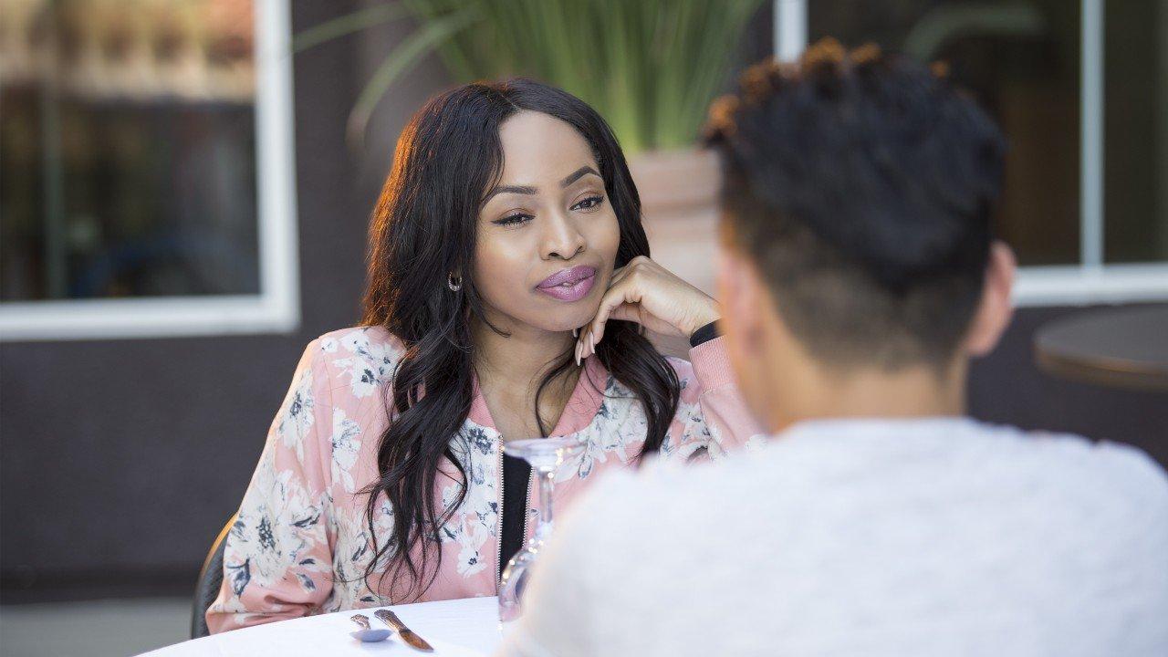 Black chat line partner signs of love